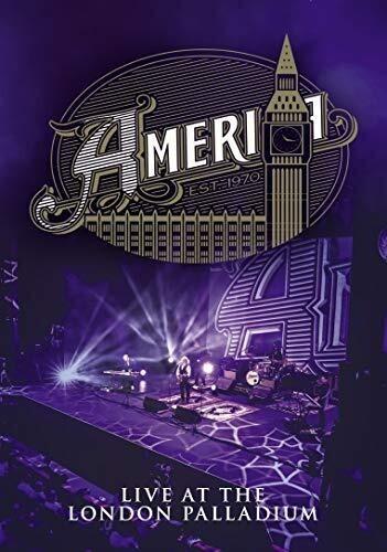 America - Live at the Palladium - Dvd Importado  - Billbox Records