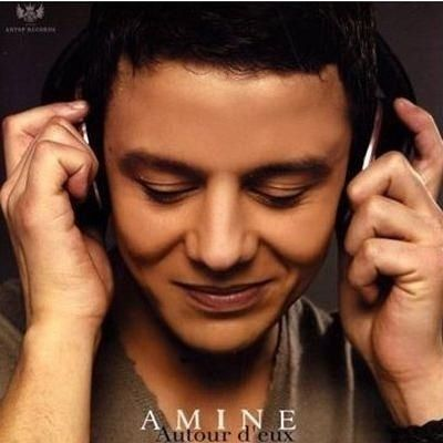 Amine-Autour Deux - Cd Importado  - Billbox Records