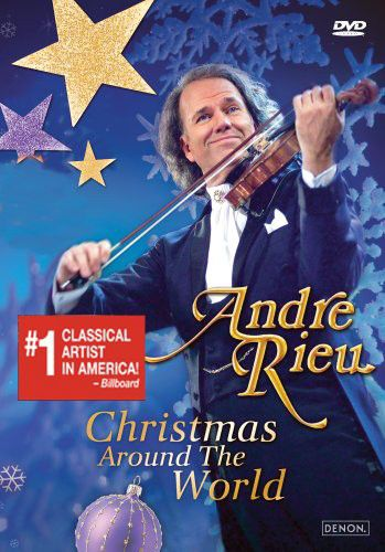Andre Rieu - Christmas Around The World - Dvd Importado  - Billbox Records