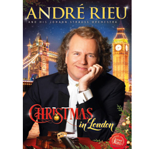 Andre Rieu - Christmas In London - Dvd Importado  - Billbox Records