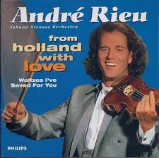 Andre Rieu  / From Holland With Love - Cd  - Billbox Records