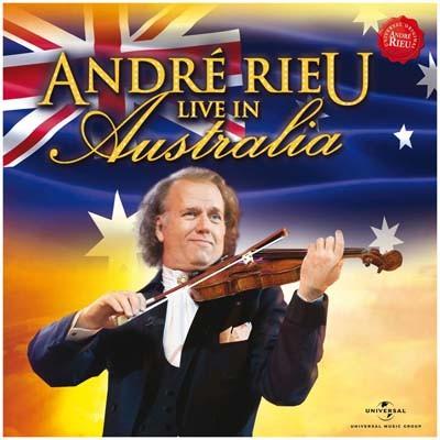 Andre Rieu - Live In Australia - Cd Nacional  - Billbox Records