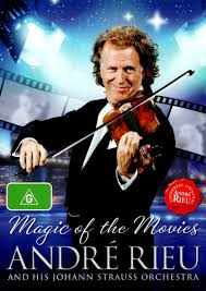 Andre Rieu  - Magic Of The Movies Dvd  - Billbox Records