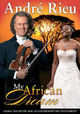Andre Rieu - My African Dream - Dvd  - Billbox Records