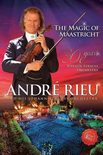 André Rieu - What a Wonderful World: Music for a Better World - Blu ray Importado  - Billbox Records