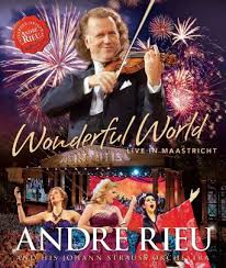 Andre Rieu - Wonderful World DVD  - Billbox Records