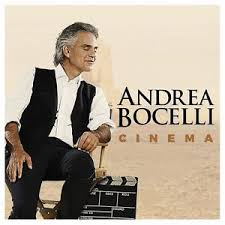 Andrea Bocelli - Cinema - CD  - Billbox Records