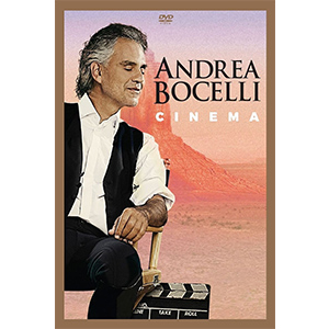 Andrea Bocelli - Cinema - Dvd  - Billbox Records