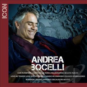 Andrea Bocelli - Icon  - Billbox Records