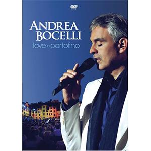 Andrea Bocelli -  Love In Portofino– Dvd  - Billbox Records