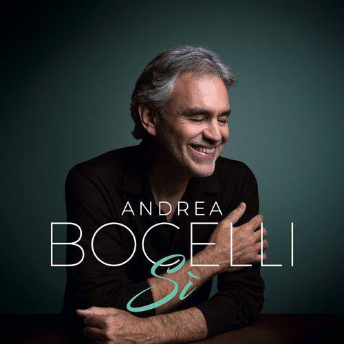 Andrea Bocelli Si - Cd Importado  - Billbox Records