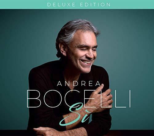 Andrea Bocelli - Si  - Deluxe Edition, Italy - Import - CD IMPORTADO  - Billbox Records