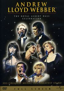 Andrew Lloyd Webber - The Royal Albert Hall - Dvd Importado - Billbox Records