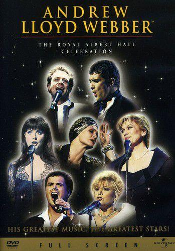 Andrew Lloyd Webber - The Royal Albert Hall - Dvd Importado  - Billbox Records