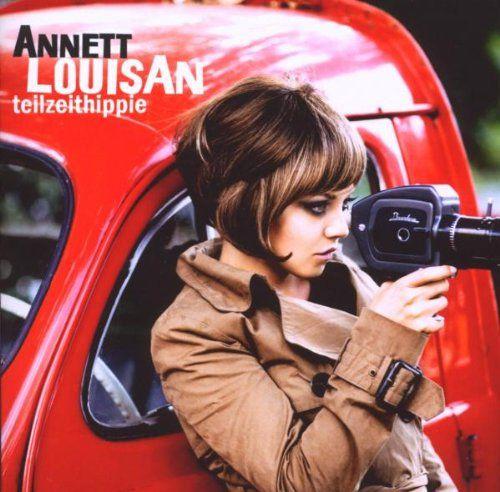 Annett Louisan-Teilzeithippie - Cd Importado  - Billbox Records