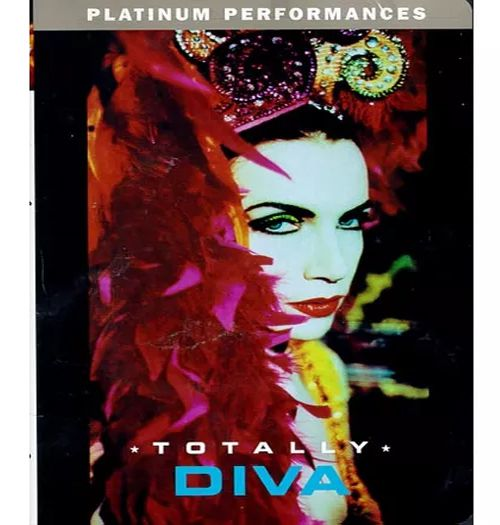 Annie Lennox - Diva Totally - Dvd Nacional  - Billbox Records
