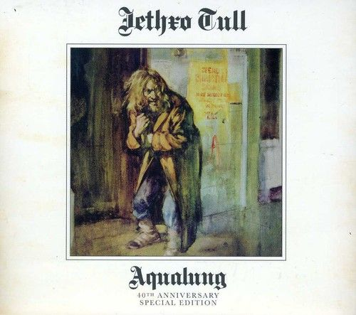 Jethro Tull - Aqualung: 40th Anniversary - 2 Cds Importado  - Billbox Records