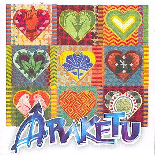 Araketu - Cd Nacional  - Billbox Records