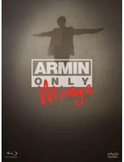 Armin Van Buuren - Only Mirage - Dvd Nacional  - Billbox Records