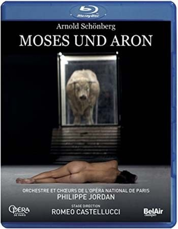 Arnold Schonberg: Moses und Aron - Blu Ray Importado  - Billbox Records