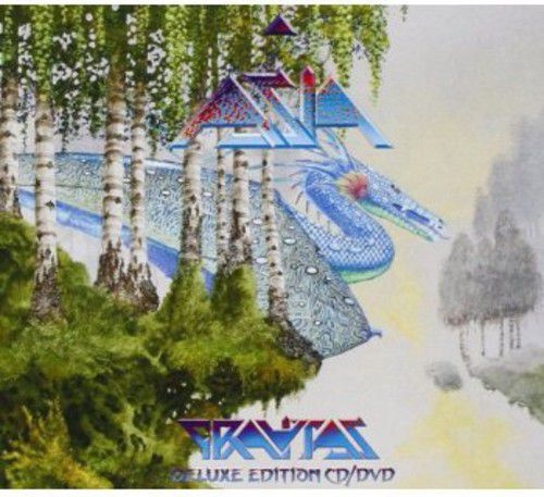 Asia - Gravitas - Asia - Gravitas - Cd + Dvd Importado  - Billbox Records