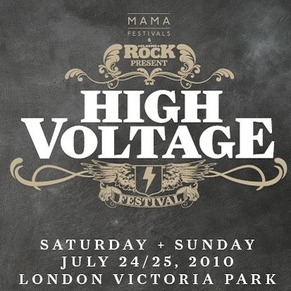 Asia High Voltage Festival Victoria Park London - 2 Cds Importados  - Billbox Records