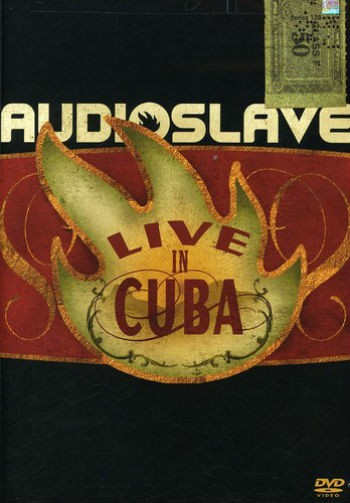 Audioslave - Liive in Cuba - Dvd Importado  - Billbox Records