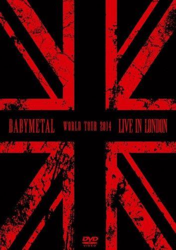 Baby Metal -  Live in London - Dvd Importado  - Billbox Records