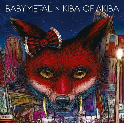 Babymetal Kiba of Akiba - Cd Importado  - Billbox Records