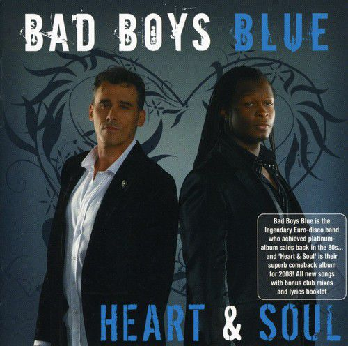 Bad Boys Blue-Heart & Soul - Cd Importado  - Billbox Records