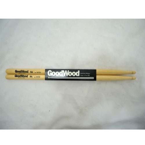 Baquetas GW5AW Ponta de Madeira - Goodwood - Vater  - Billbox Records