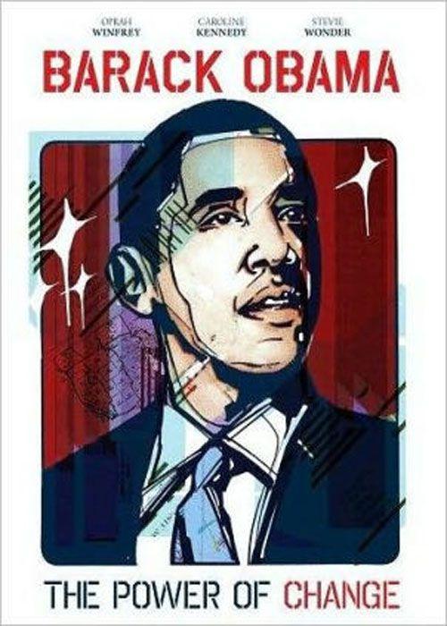 Barack Obama - The Power Of Change - Dvd Importado  - Billbox Records