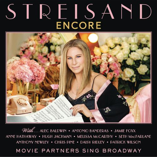 Barbra Streisand - Encore Movie Partners Sing Broadway - Cd Nacional  - Billbox Records
