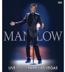 Barry Manilow - Live From Paris Las Vegas  - Billbox Records