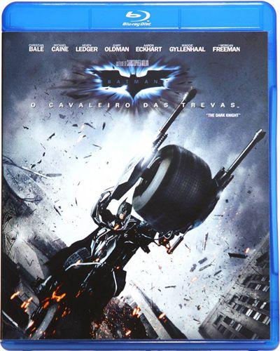 Batman - O Cavaleiro Das Sombras- Blu Ray Nacional  - Billbox Records