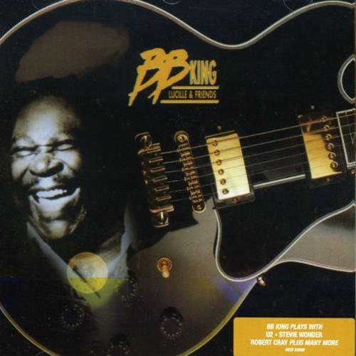BB King Lucille & Friends - Cd Importado  - Billbox Records