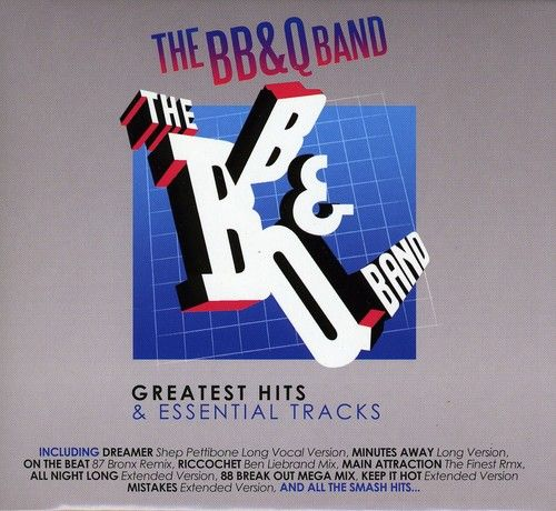 Bb&Q Band -  Greatest Hits & Essential Tracks - 2 Cds Importados  - Billbox Records
