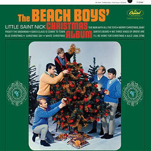 Beach Boys Christmas Album - Lp Importado  - Billbox Records