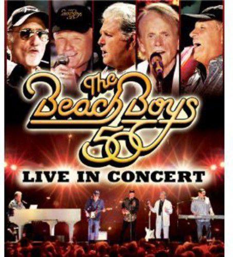 Beach Boys - Live In Concert: 50th Anniversary - Blu ray Importado  - Billbox Records