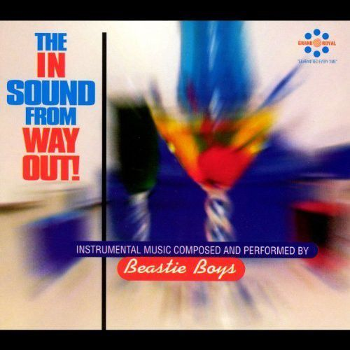 Beastie Boys The In Sound From Way Out - Lp Imortado  - Billbox Records