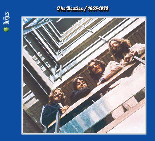 Beatles - 1967-1970  Edição Limitada Vinil 180 Gramas - 2 Lps Importados  - Billbox Records
