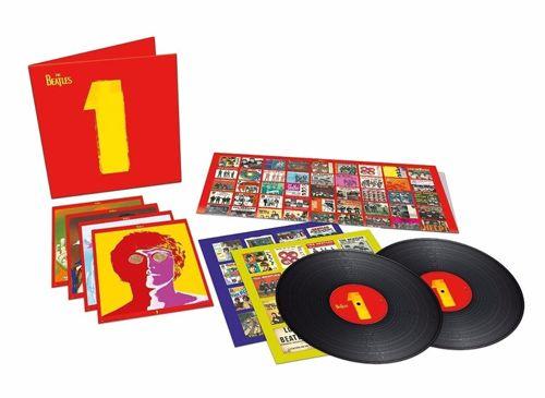 Beatles  - 1 -  Vinil Duplo - LP Importado  - Billbox Records