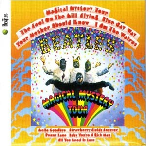 Beatles - 2009 Magical Mistery Remaster - Cd Nacional  - Billbox Records