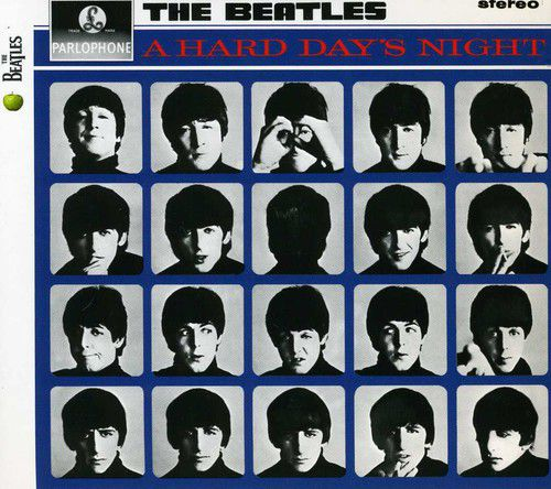 Beatles - A Hard Days Night Remaster 2009 - Limited Edition - Cd Importado  - Billbox Records