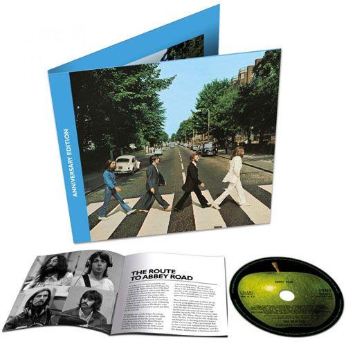 Beatles - Abbey Road Anniversary (1 cd) - Cd Importado  - Billbox Records