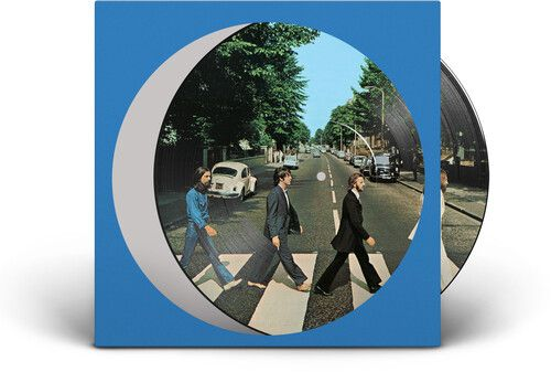 Beatles - Abbey Road Anniversary   (Picture Disc Vinyl LP) - Lp Importado  - Billbox Records