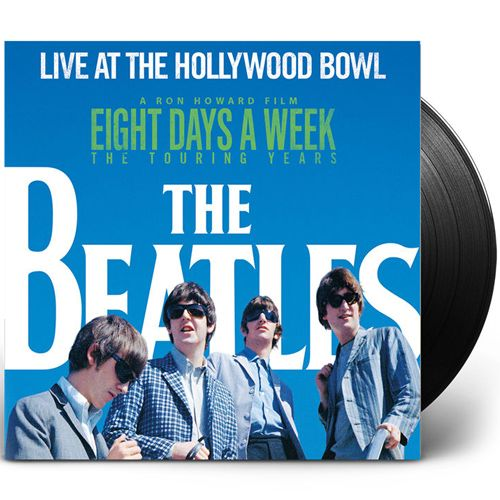 Beatles  - Eight Days a Week -  Live At The Hollywood Bowl - LP Importado - Billbox Records