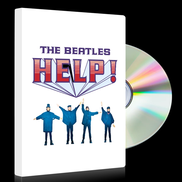 Beatles -Help! - 2 Dvds Importado  - Billbox Records