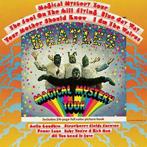 Beatles - Magical Mystery Tour  - Billbox Records