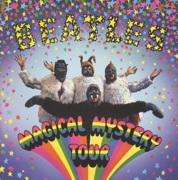 Beatles - Magical Mystery Tour - Box  Blu Ray + Dvd + 2 LPS Importados  - Billbox Records